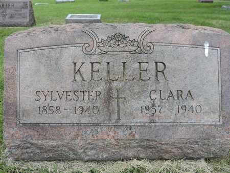 KELLER, CLARA - Franklin County, Ohio | CLARA KELLER - Ohio Gravestone Photos