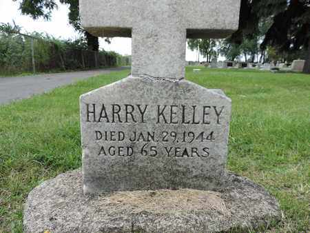 KELLEY, HARRY - Franklin County, Ohio | HARRY KELLEY - Ohio Gravestone Photos