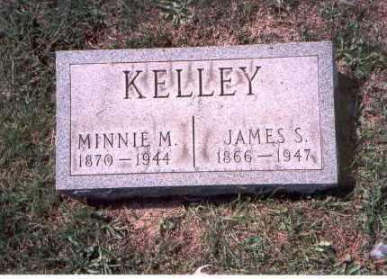 KELLEY, MINNIE M. - Franklin County, Ohio | MINNIE M. KELLEY - Ohio Gravestone Photos