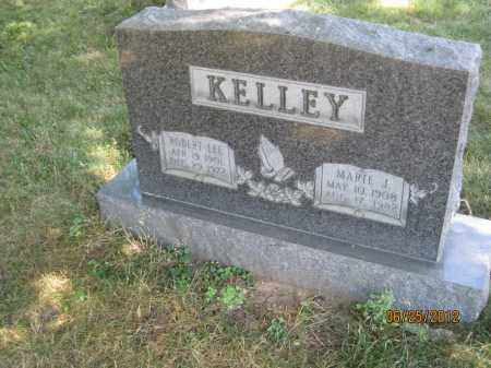 KELLEY, MARIE J - Franklin County, Ohio | MARIE J KELLEY - Ohio Gravestone Photos