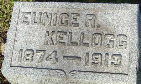 KELLOGG, EUNICE R - Franklin County, Ohio | EUNICE R KELLOGG - Ohio Gravestone Photos