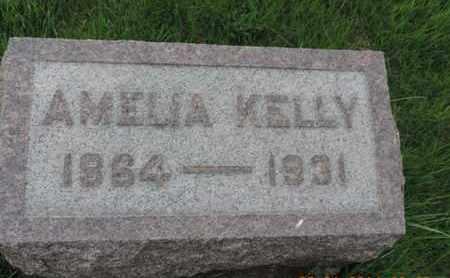 KELLY, AMELIA - Franklin County, Ohio | AMELIA KELLY - Ohio Gravestone Photos