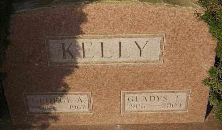 THOMPSON KELLY, GLADYS - Franklin County, Ohio   GLADYS THOMPSON KELLY - Ohio Gravestone Photos
