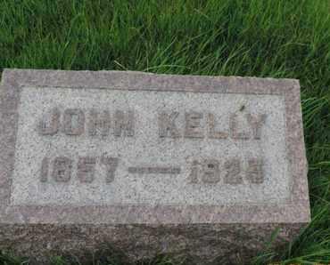 KELLY, JOHN - Franklin County, Ohio | JOHN KELLY - Ohio Gravestone Photos
