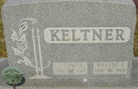 KELTNER, J EDWIN - Franklin County, Ohio | J EDWIN KELTNER - Ohio Gravestone Photos