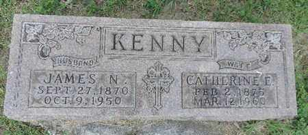 KENNY, CATHERINE E. - Franklin County, Ohio | CATHERINE E. KENNY - Ohio Gravestone Photos