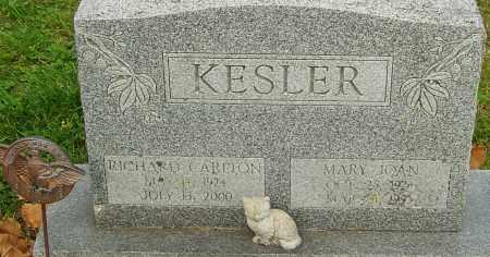 KESLER, MARY JOAN - Franklin County, Ohio | MARY JOAN KESLER - Ohio Gravestone Photos