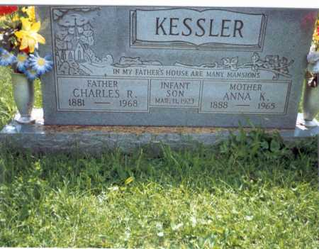 KESSLER, ANNA K. - Franklin County, Ohio | ANNA K. KESSLER - Ohio Gravestone Photos