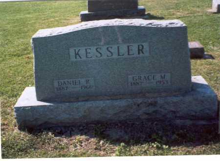 DONALDSON KESSLER, GRACE M. - Franklin County, Ohio | GRACE M. DONALDSON KESSLER - Ohio Gravestone Photos