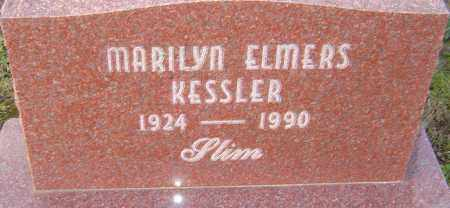 KESSLER, MARILYN - Franklin County, Ohio | MARILYN KESSLER - Ohio Gravestone Photos