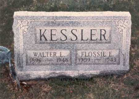 KESSLER, WALTER L. - Franklin County, Ohio | WALTER L. KESSLER - Ohio Gravestone Photos