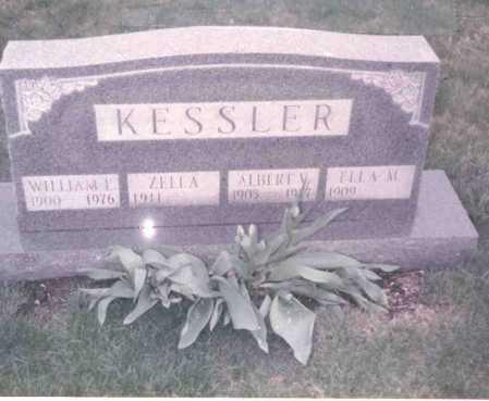 KESSLER, ELLA M. - Franklin County, Ohio | ELLA M. KESSLER - Ohio Gravestone Photos
