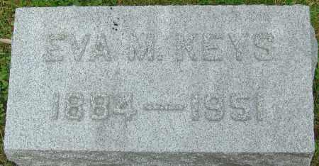 KEYS, EVA - Franklin County, Ohio | EVA KEYS - Ohio Gravestone Photos