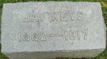 KEYS, JAY - Franklin County, Ohio | JAY KEYS - Ohio Gravestone Photos