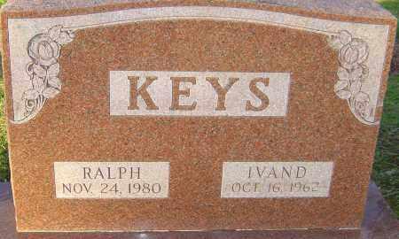 KEYS, IVANA - Franklin County, Ohio   IVANA KEYS - Ohio Gravestone Photos