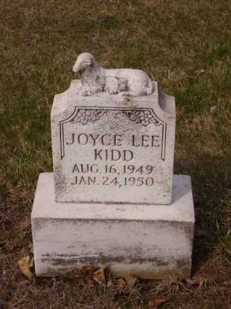 KIDD, JOYCE LEE - Franklin County, Ohio | JOYCE LEE KIDD - Ohio Gravestone Photos