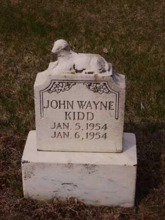 KIDD, JOHN WAYNE - Franklin County, Ohio | JOHN WAYNE KIDD - Ohio Gravestone Photos