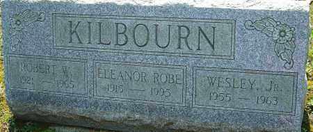 ROBE KILBOURN, ELEANOR - Franklin County, Ohio | ELEANOR ROBE KILBOURN - Ohio Gravestone Photos