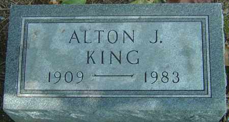 KING, ALTON J - Franklin County, Ohio   ALTON J KING - Ohio Gravestone Photos