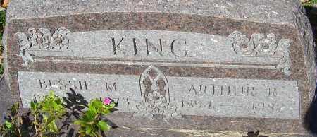 KING, BESSIE - Franklin County, Ohio | BESSIE KING - Ohio Gravestone Photos