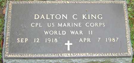 KING, DALTON - Franklin County, Ohio   DALTON KING - Ohio Gravestone Photos