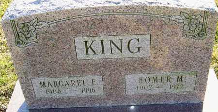 KING, HOMER M - Franklin County, Ohio | HOMER M KING - Ohio Gravestone Photos