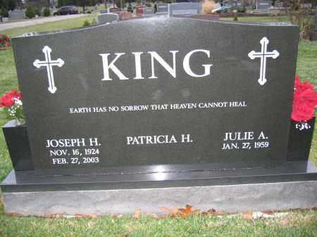 KING, PATRICIA - Franklin County, Ohio | PATRICIA KING - Ohio Gravestone Photos