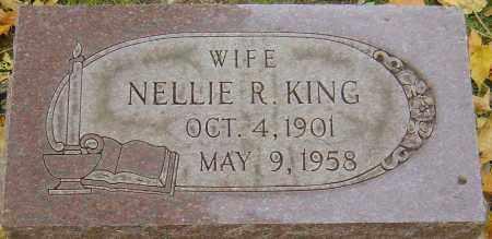 KING, NELLIE R - Franklin County, Ohio   NELLIE R KING - Ohio Gravestone Photos