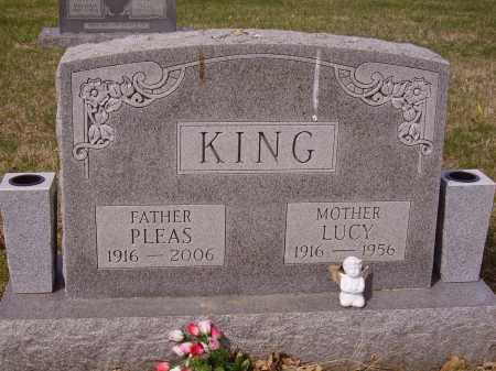 KING, LUCH - Franklin County, Ohio | LUCH KING - Ohio Gravestone Photos