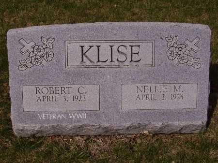KLISE, NELLIE M. - Franklin County, Ohio | NELLIE M. KLISE - Ohio Gravestone Photos