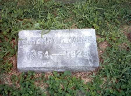 KNOCHE, J. HENRY - Franklin County, Ohio | J. HENRY KNOCHE - Ohio Gravestone Photos