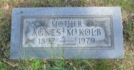 KOLB, AGNES M. - Franklin County, Ohio | AGNES M. KOLB - Ohio Gravestone Photos