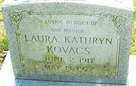 KOVACS, LAURA KATHRYN - Franklin County, Ohio | LAURA KATHRYN KOVACS - Ohio Gravestone Photos