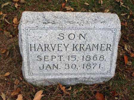 KRAMER, HARVEY - Franklin County, Ohio   HARVEY KRAMER - Ohio Gravestone Photos