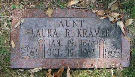 KRAMER, LAURA R. - Franklin County, Ohio | LAURA R. KRAMER - Ohio Gravestone Photos
