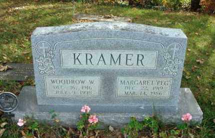 KRAMER, WOODROW W. - Franklin County, Ohio | WOODROW W. KRAMER - Ohio Gravestone Photos