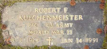 KUECHENMEISTER, ROBERT F - Franklin County, Ohio | ROBERT F KUECHENMEISTER - Ohio Gravestone Photos
