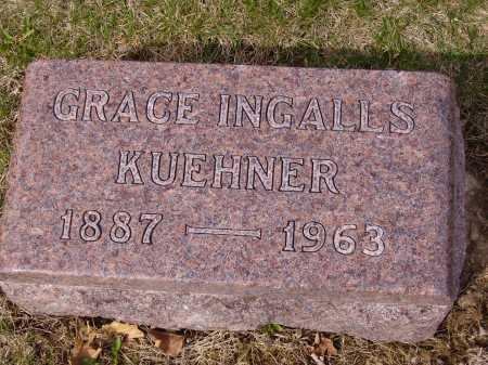 KUEHNER, GRACE - Franklin County, Ohio   GRACE KUEHNER - Ohio Gravestone Photos
