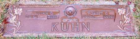KUHN, FOREST - Franklin County, Ohio | FOREST KUHN - Ohio Gravestone Photos