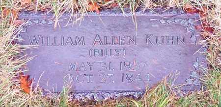 KUHN, WILLIAM - Franklin County, Ohio   WILLIAM KUHN - Ohio Gravestone Photos