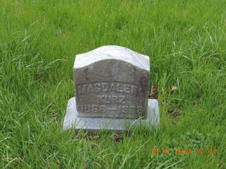 KURZ, MAGDALENA - Franklin County, Ohio | MAGDALENA KURZ - Ohio Gravestone Photos