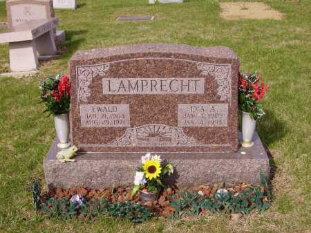 LAMPRECHT, EWALD - Franklin County, Ohio | EWALD LAMPRECHT - Ohio Gravestone Photos