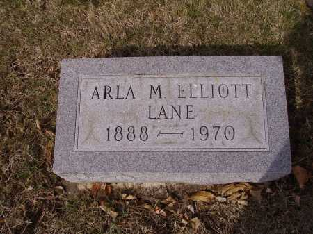 LANE, ARLA M. - Franklin County, Ohio | ARLA M. LANE - Ohio Gravestone Photos