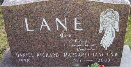 LANE, MARGARET JANE - Franklin County, Ohio | MARGARET JANE LANE - Ohio Gravestone Photos