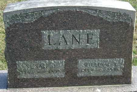 OUSEY LANE, SUSAN J - Franklin County, Ohio | SUSAN J OUSEY LANE - Ohio Gravestone Photos
