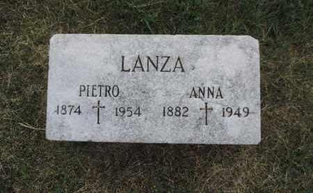 LANZA, ANNA - Franklin County, Ohio | ANNA LANZA - Ohio Gravestone Photos