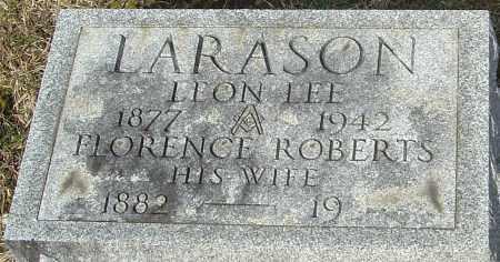LARASON, LEON LEE - Franklin County, Ohio | LEON LEE LARASON - Ohio Gravestone Photos