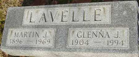 LAVELLE, GLENNA J - Franklin County, Ohio   GLENNA J LAVELLE - Ohio Gravestone Photos