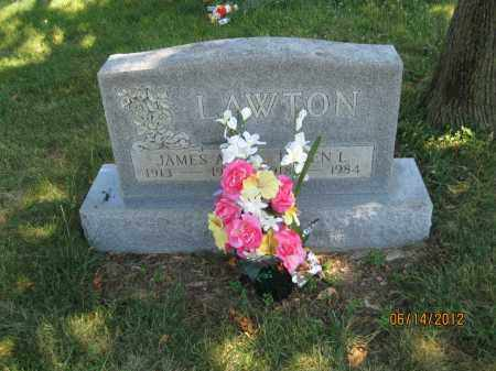 LAWTON, HELEN LOUISE - Franklin County, Ohio | HELEN LOUISE LAWTON - Ohio Gravestone Photos