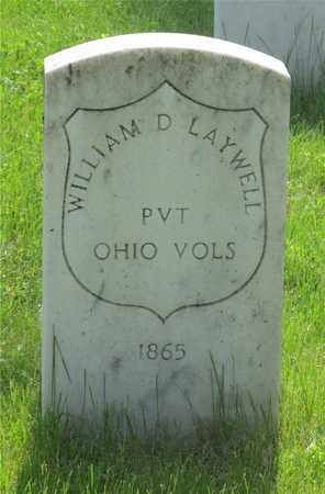 LAYWELL, WILLIAM D. - Franklin County, Ohio | WILLIAM D. LAYWELL - Ohio Gravestone Photos